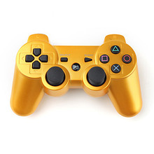 200pcs 11 Colors 2.4GHz Wireless Bluetooth Game Controller For Sony Playstation 3 PS3 SIXAXIS Controle Joystick Gamepad(China)