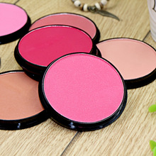 NANI monochrome blush rouge powder orange pink pearl matte blush pink manufacturers wholesale 8 colors 12Pcs/lot(China)