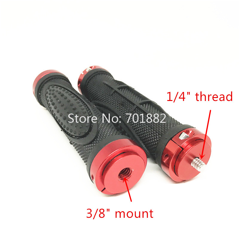 Jadkinsta 2in1 Camera Handle Grip Stabilizer + 25mm Rod Clamp for DJI Ronin-M Photography Accessories (4)