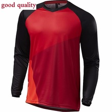 Cycling  2017 New Long sleeves Jerseys Motorcycle Moto cycling DH Mountain Bike Bicycle Cycling Jersey MX ATV Off Road Wear Clot