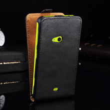 Luxury Genuine Leather Wallet Style Case For Nokia Lumia 625  Flip Phone Bag Cover For Nokia Lumia 625 Full Protective Two Style