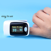 Health Care Home Instant Read Digital Pulse Oximeter With Fingertip Display Health Blood oxygen saturation Monitor(China)