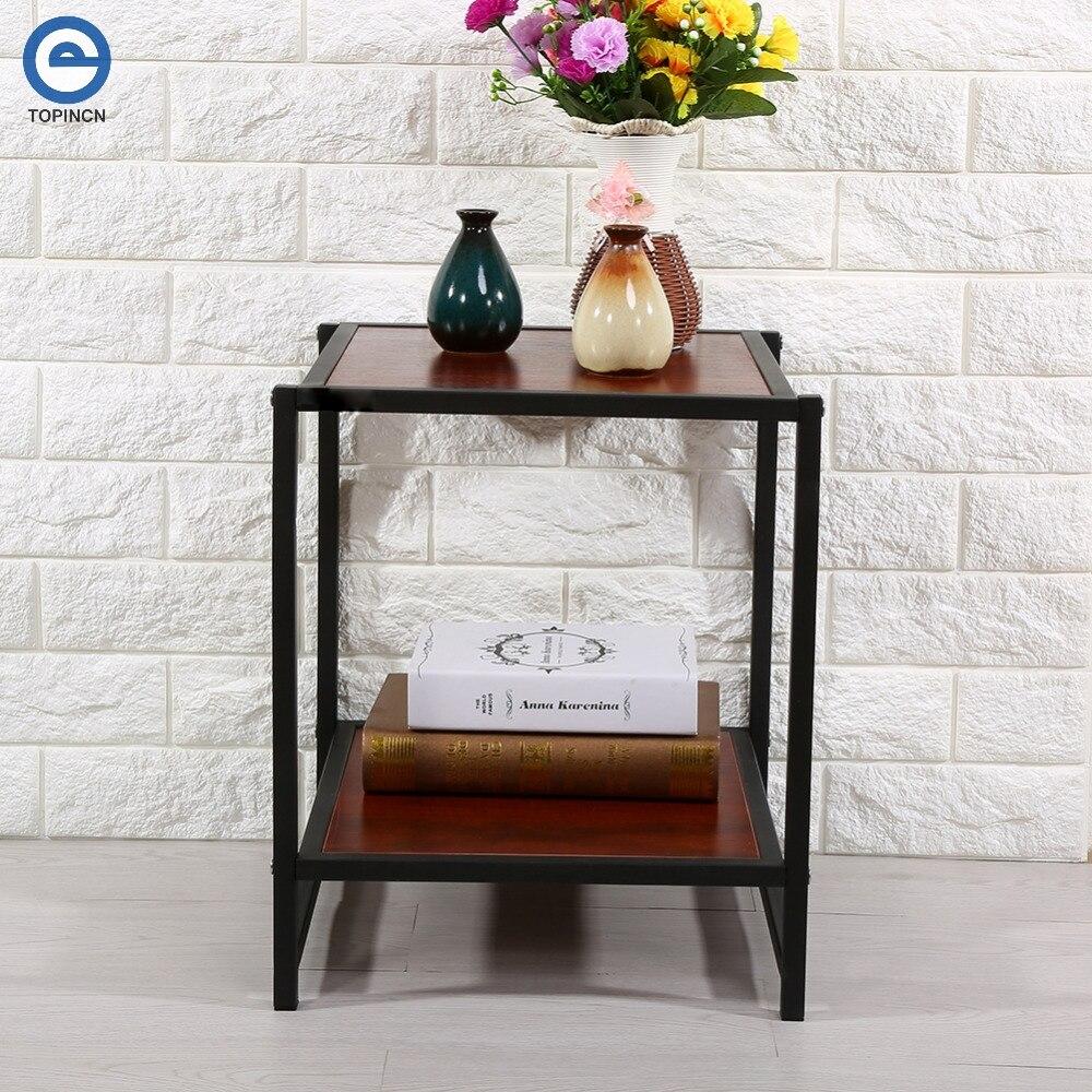 Moderne mesa couchtisch teetisch seite sofa ende tabellen mit unteren regal für wohnzimmer tisch basse möbel