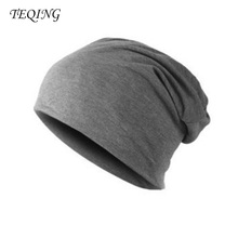 Beanies Hats Autumn and Winter Ear Hat Head Cap Cotton Hip-hop Pile Cap can as Scarf Y-29