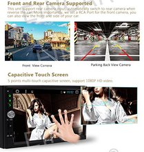 2din android6.0 2din Car gps headunit video Radio Double din Car gps Player GPS Navigation In dash Car PC Stereo video quad core(China)