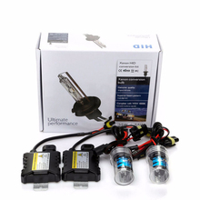 55W D2S Xenon bulb kit H1 H3 H4 H7 H11 9005 9006 881 HID Xenon Lamp Car HeadLight 4300k 5000K 6000k 8000k 10000k H7 xenon light