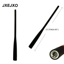 JXEJXO 144/440 MHz Dual-Band Hanheld Antenna For ICOM Radio IC-80AD, IC-91A, IC-91AD, IC-92AD, IC-R2, IC-R5, Walkie Talkie C021