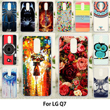 Buy TAOYUNXI Silicone Phone Case Cover LG Q7 Cases Shell LG Q7 Plus LG Q7 alpha LG Style L-03K 5.5 inch Skin Covers for $1.46 in AliExpress store