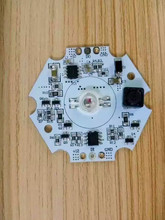 3W high power WS2811 controlled led pixel module;DC12-24V input