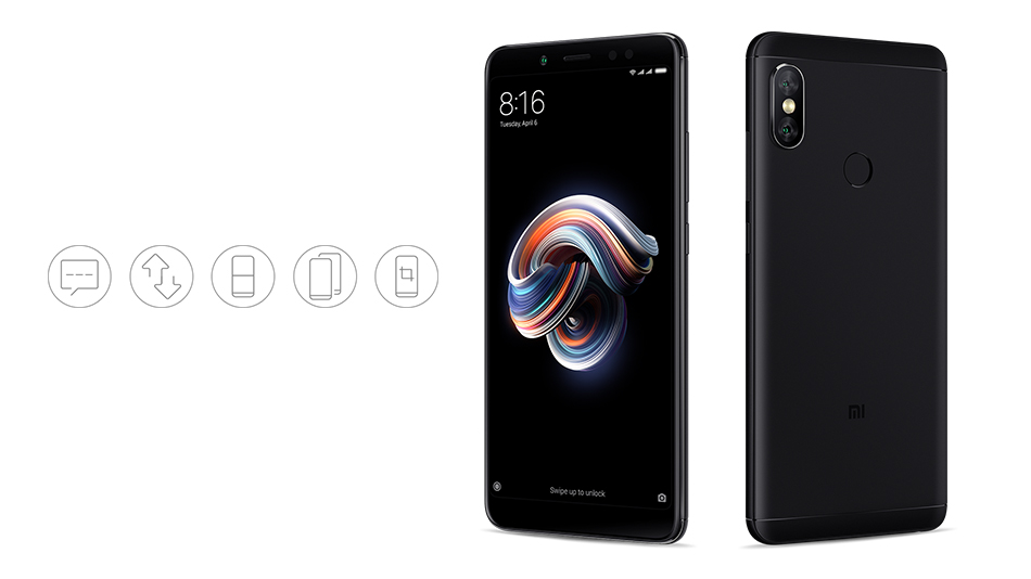 Redmi Note 5A Description 12