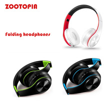 ZOOTOPIA A53 Earphone Wireless/plug-card/bluetooth Gaming Headset PC Gamer Stereo with Microphone(China)
