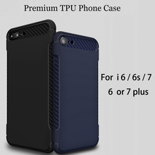 avowei Luxury Soft TPU Case for iPhone 7 7 plus TPU Case Anti-Knock Ultra thin Soft Sillicone Phone Protective Cases