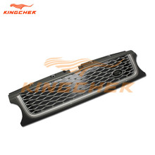 High quality Silver and Gray OEM front grille mesh grill FOR Land Rover Range Rover Sport 2010 2011 2012