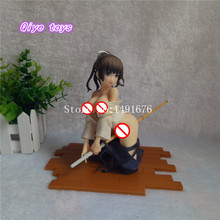 Anime Native Bayari kendo 1/6 Scale Sexy PVC 18cm Action Figure Collectable Model Gift(China)