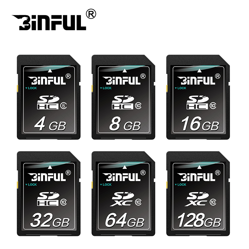 Memory card 32gb sd card 8GB 16GB 64GB Transflash SDHC Card flash USB memory SD Card 32gb For Digital Camera High Speed freeship(China)