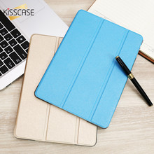 KISSCASE Case For iPad 2 3 4 Cases Smart Auto Sleep Awake Flip Stand Full Protective Leather Cover For iPad 2 iPad 3 iPad 4 Case