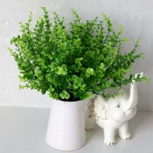 Artificial plants decorative simulation eucalyptus grass home table decoration flower accessories