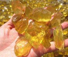 1 lb Rough Bulk Citrine Stones from Brazil - Raw Natural Crystals for Cabbing, Tumbling, Lapidary, Polishing, Wire Wrapping, Wic(China)