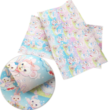 Buy David accessories 20*34cm patchwork printed synthetic leather fabric Tissue Kids home textile Sewing Tilda Doll,c2238 for $1.43 in AliExpress store