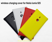 Wireless charging cover for Nokia lumia 925, back battery cover case for lumia 925