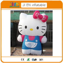 15ftH giant outdoor advertise promotion inflatable hello kitty(China)