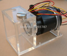 Liquid Water Cooled Pump Water cooling 12VDC for CPU CO2 Laser