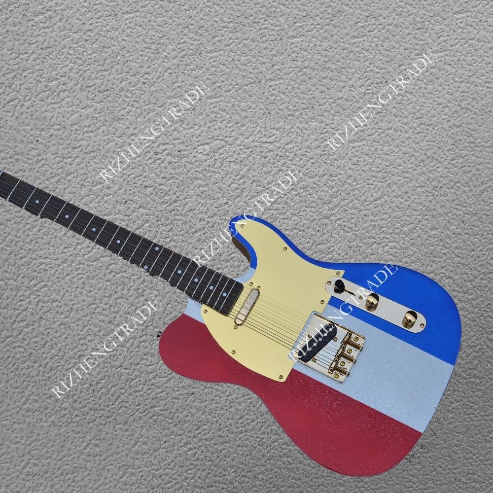 TL Classic Tricolor color Electric Guitar NEW High...