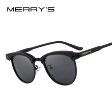 MERRY'S DESIGN Men/Women Polarized Sunglasses 100% UV Protection S'8116(China)