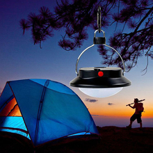 Hot Portable Camping Lights Outdoor 60 LED Outdoor Tent Lamp Campsite Hanging Night Light White Lamp with Battery Fishing Lamp(China)