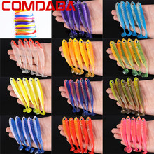 1pcs Soft Lure Easy 10.5cm 7.8g Fishing Lure Grub Lure Soft Plastics Baits Carp Fishing Tackle Trolls Baits Fish Ocean Rock