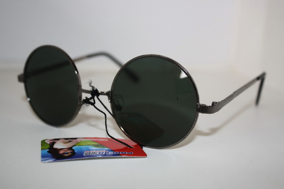 2014 REAL PHOTO round driving  fishing UV400 UV 100% navigationsunglasses with test card 785675<br><br>Aliexpress