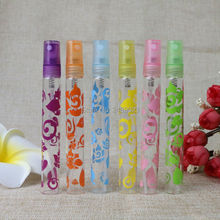 10 ml Refillable Empty Crystal Cut Glass Perfume Spray Bottle Atomizer Mini Portable Travel Bottles Best Gift 102pcs/lot