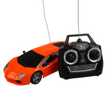 Hot 1:24 Drift Speed 4CH Radio Remote Car Control RC RTR Racing Car Truck Gift