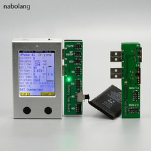 Nabolang Professional Mobile phone battery tester repairing tools battery test box for iPhone watch test board(China)