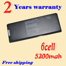 "JIGU Black Battery For Apple A1185 A1181 For Macbook 13"" inch MA472 MA701 MA566 MA566FE/A MA566G/A MA566J/A(China)"