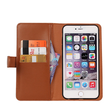 For iPhone 7 OEM Forita New Leather Wallet Case Bag With Competitive Price PU Leather Case Mobile Phone