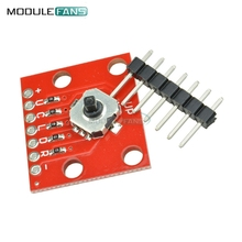 5 Channel 5 Way Tactile Switch Dev Breakout Module Converter Adapter Board for Arduino(China)