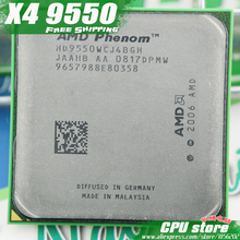 AMD Phenom  X4 9550 CPU Processor Quad-CORE (2.2Ghz/ 2M / 95W / 2000GHz) Socket  am2+ free shipping 940 pin,there are, sell 9500