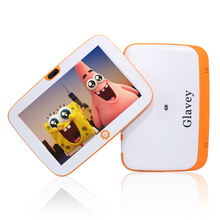 "Sale Tablet PC for Children 7"" Quad Core tablet Android 4.2 4GB Wifi RK2928 KIDS and parents Dual Interface cameras 1.3MP Wifi"