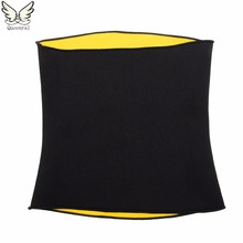 Hot Shapers Losing Weight Neoprene Slimming Corset Body Shaper Modeling strap Slimming Belt shapewear waist trainer shaper(China)