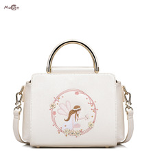 Moccen White Tote Bag Women Handbag Messenger Bags Shoulder Crossbody Bags For Women 2017 Female Bao Bao Ladies Fashion Satchel