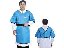 hot sale 0.35mmpb Lead rubber clothing/clothes ,x-ray protective radiation apparel,hospital Surgery anti-dressing(China)