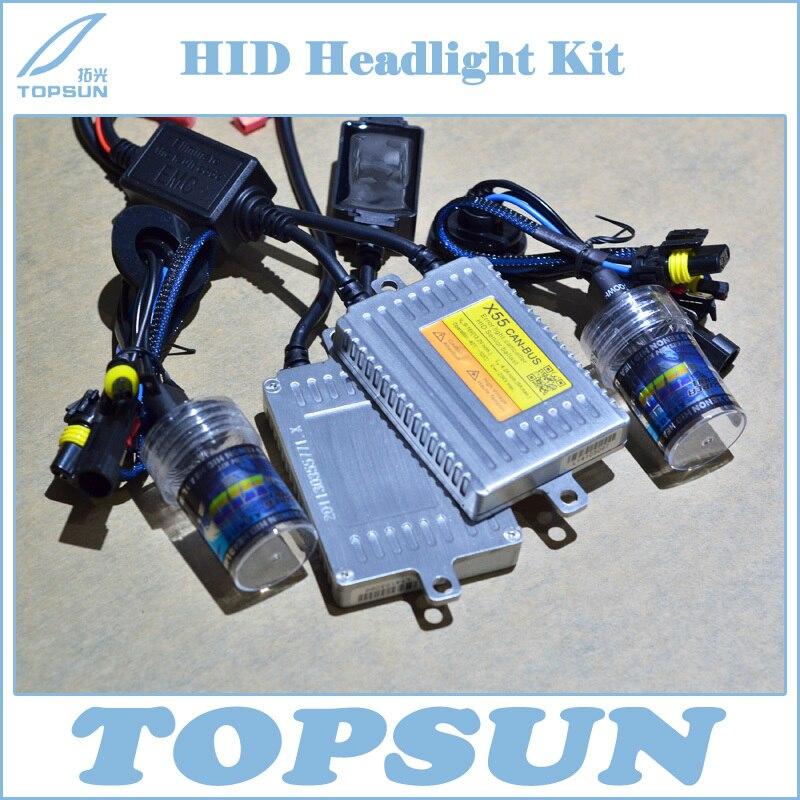 2014 DLT  X55 Quick Rev &amp; CAN-BUS 12V 55W and TC H1 H3 H7 H8 H9 H10 H11 9005 9006 4300K 6000K 8000K Slim ballast HID Xenon Kit<br><br>Aliexpress