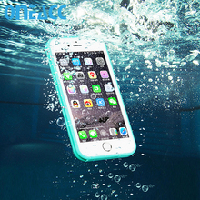 ONEACC New Waterproof Phone Cases for iPhone 6 Case 4.7inch shell Water/Dirt/Shock Proof Swimming Dive Cover Pouch for iPhone 6s(China)