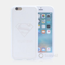 Buy Luxury Fashion Soft Silicone PU Leather Phone Case Apple iPhone 8 Case City Superman Back Cover Shell 4.7 inch iphone8 for $2.02 in AliExpress store