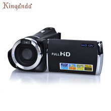Hot Sale Portable Automatic Digital Video Camera Camcorder Full HD 1080P 2.4 Inch 4X Smart Zoom Digital Video Camera Dec7