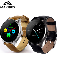 Buy Original Makibes K88H BT 4.0 Smart Watch Heart Rate Monitor Smartwatch MTK2502C Siri Gesture Control iOS Andriod smartphone for $46.99 in AliExpress store