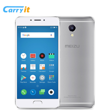 "Original Meizu M5 Note 32GB 3GB Global ROM OTA Mobile Phone Android Cellular Helio P10 Octa Core 5.5"" 13MP 4000mAh(China)"