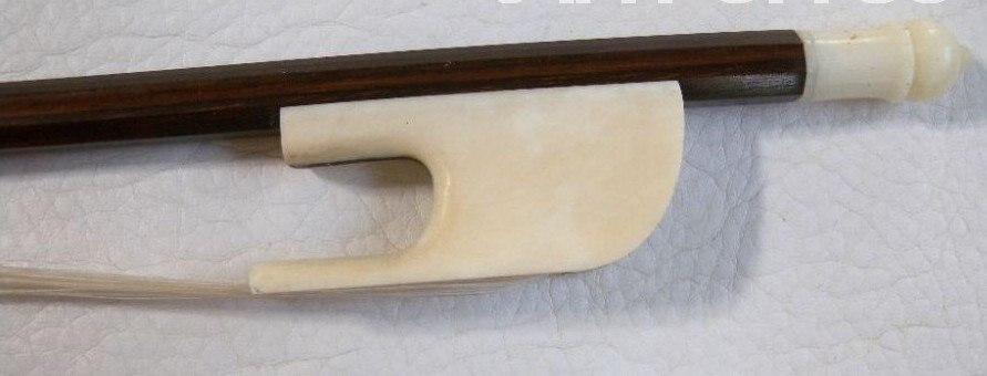 New 4/4 cello Baroque Bow white Ox bone<br><br>Aliexpress
