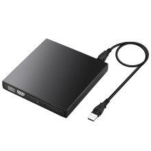 USB 2.0 CD RW Burner Optical Drive  External DVD Combo Drive CD/DVD ROM Player Portatil Black for Laptop Computer pc Windows 7/8